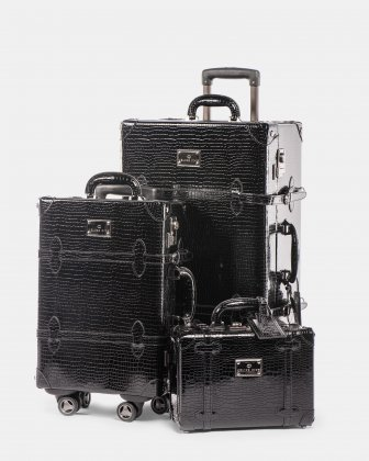 Céline Dion SUITE- Three pieces luggage set