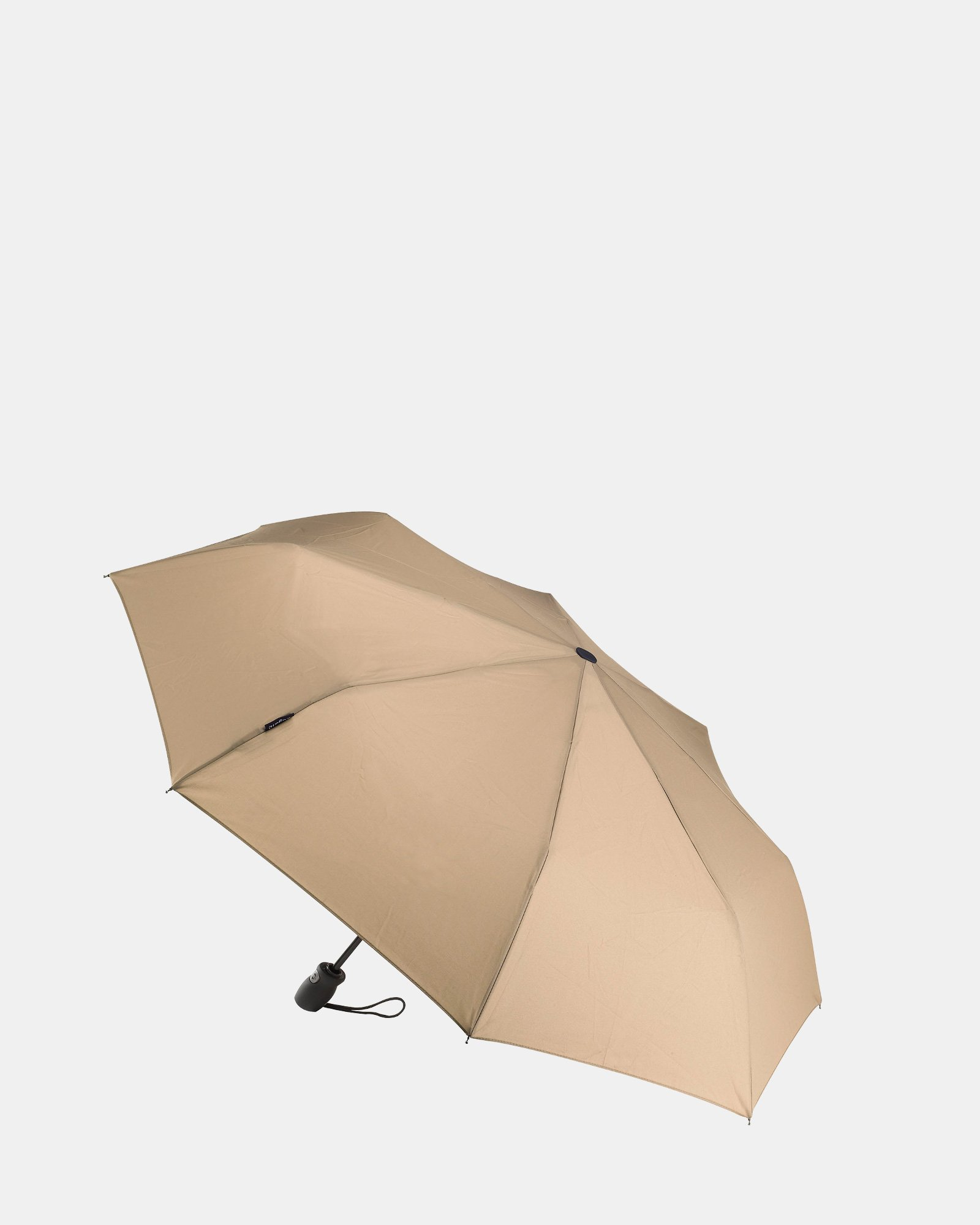 TURISMO - Umbrella with Automatic one-touch open & close mechanism - Camel - Bugatti - Zoom