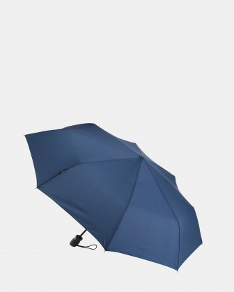 TURISMO - Umbrella with Automatic one-touch open & close mechanism - Navy - Bugatti