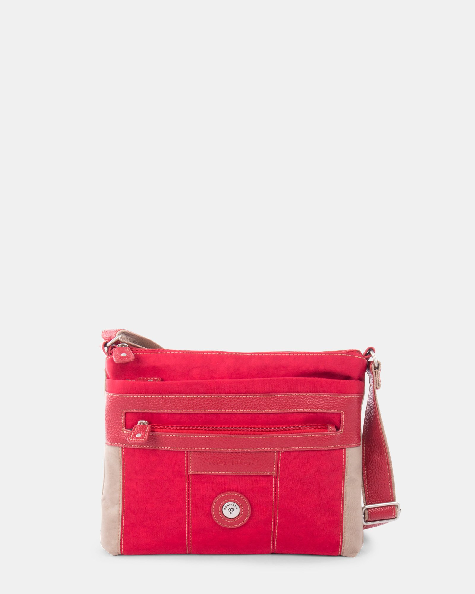 BICOLOR-Crossbody - Mouflon - Zoom