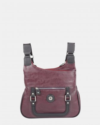 GENERATION - Hobo Bag Mouflon