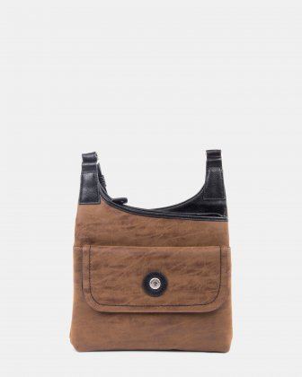 JOURNEY - Hobo Bag Mouflon