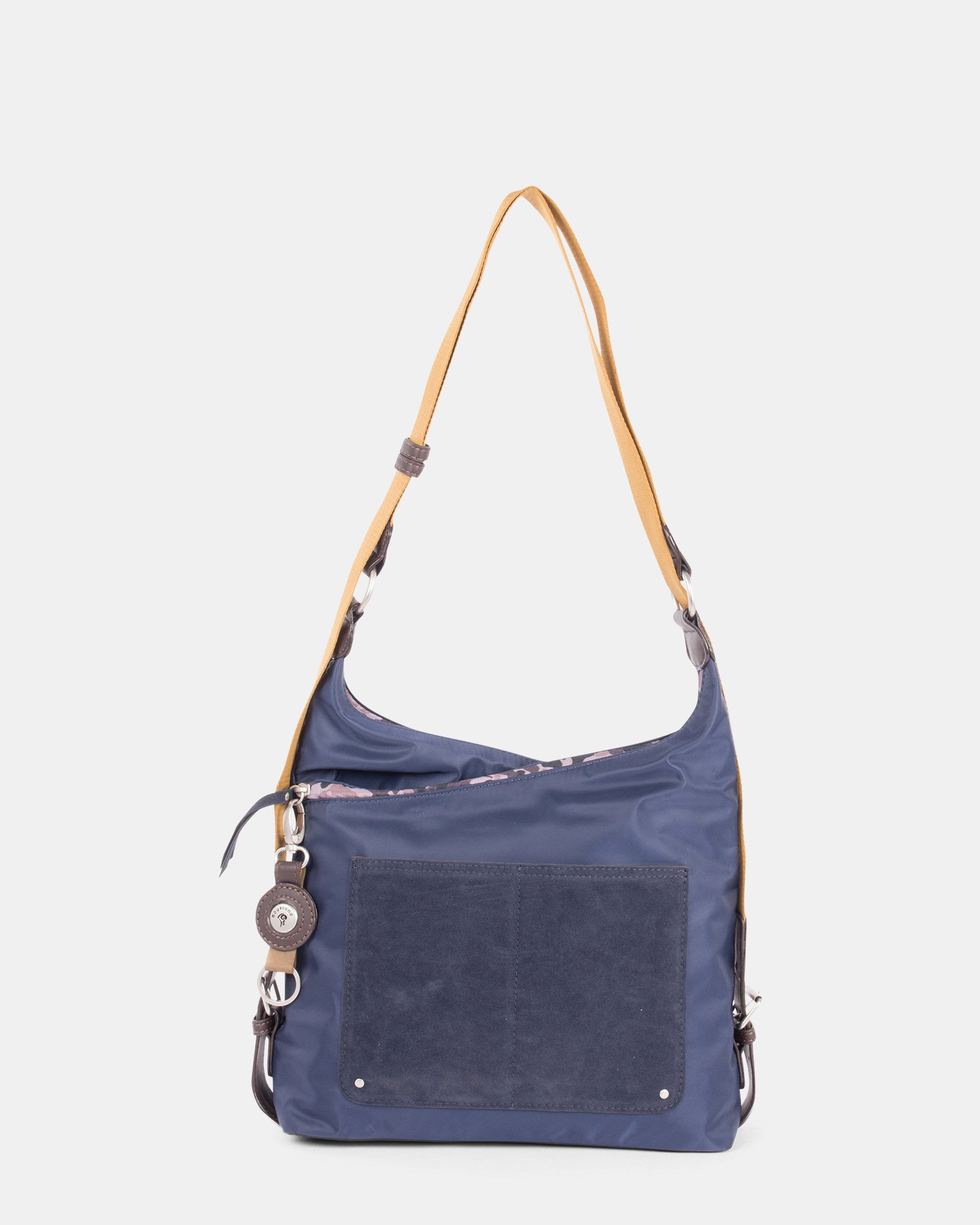 MILESTONE - Hobo bag - Mouflon - Zoom