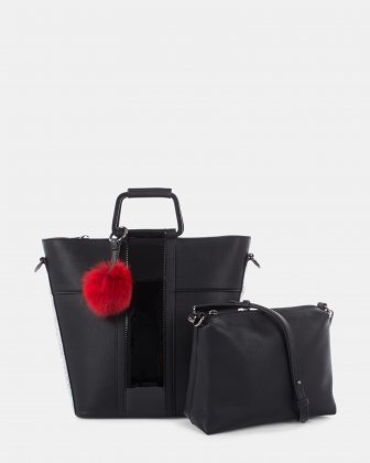 BOM POM - HANDLE BAG Joanel