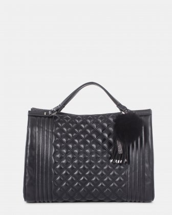 DIAMOND STRIP - SATCHEL Joanel