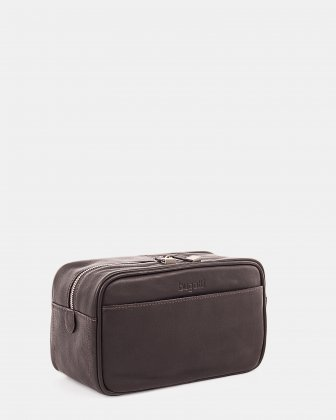 Sartoria – Leather Toiletry Case  Bugatti