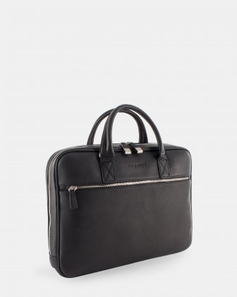 Sartoria II  leather briefcase  Bugatti
