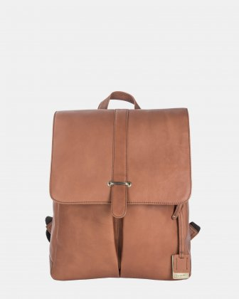 Bello – Leather Backpack  Bugatti