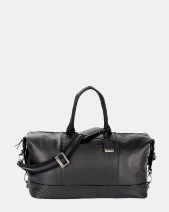 Soledad -  Leather Duffel Bag  - Bugatti