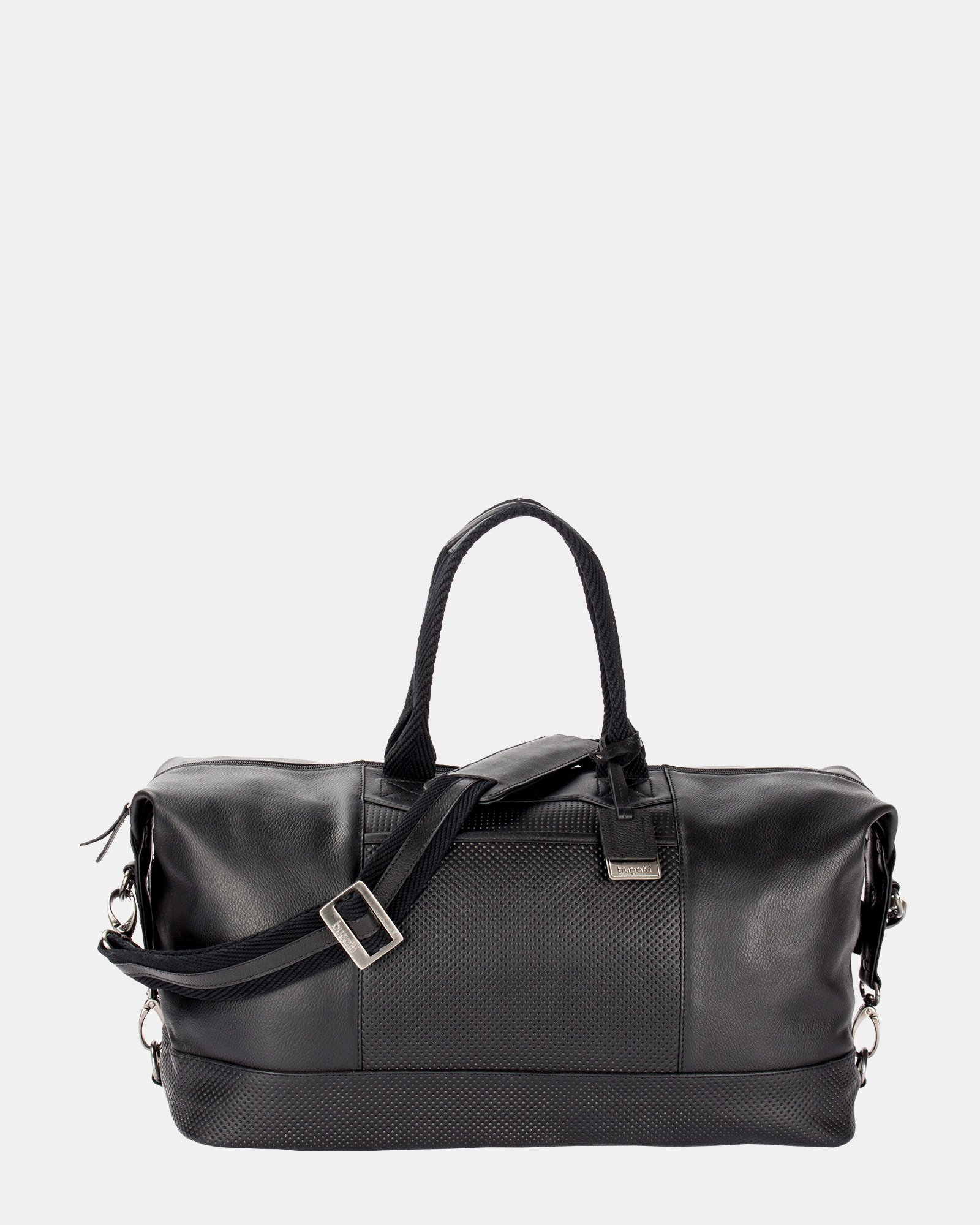 Soledad -  Leather Duffel Bag  - Bugatti - Zoom