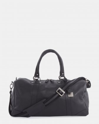 Perreira - Leather Duffel Bag  Bugatti