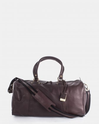 Perreira - Leather Duffel Bag  - Bugatti