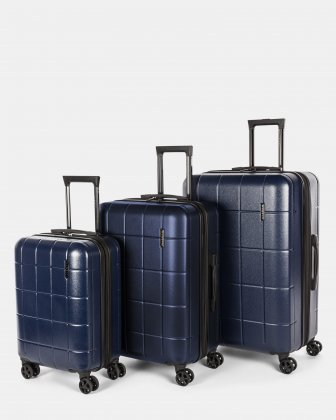 Bugatti 3-Piece Hardside Luggage Set