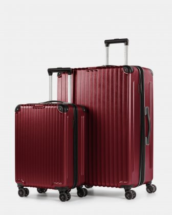 Ember – 2-Piece Hardside Luggage Set - Swiss Mobility
