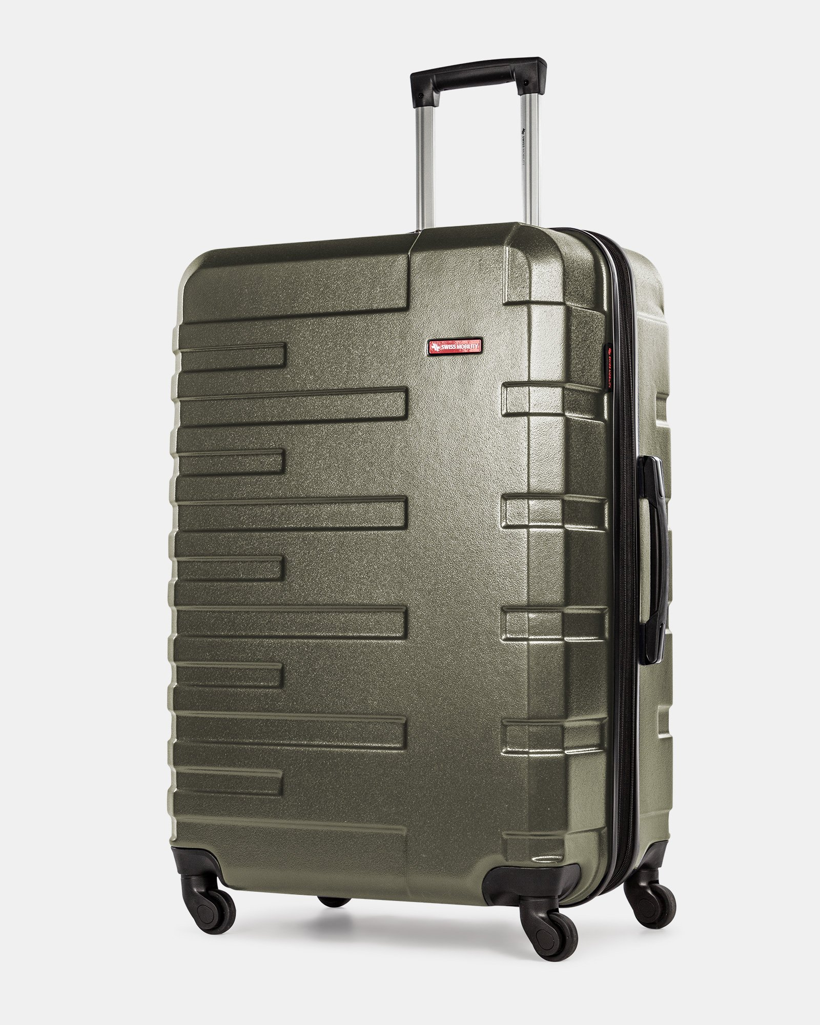 Quad  - Hardside Luggage 28'' - Swiss Mobility - Zoom