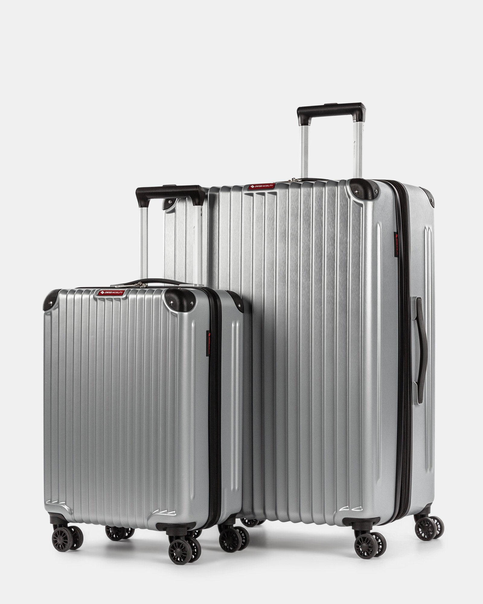 Ember – 2-Piece Hardside Luggage Set - Swiss Mobility - Zoom