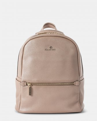 ADAGIO - LEATHER BACKPACK - ROSEGOLD Céline Dion