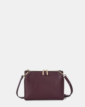 TRIAD - Crossbody with ajustable and removable strap - winterwine Céline Dion