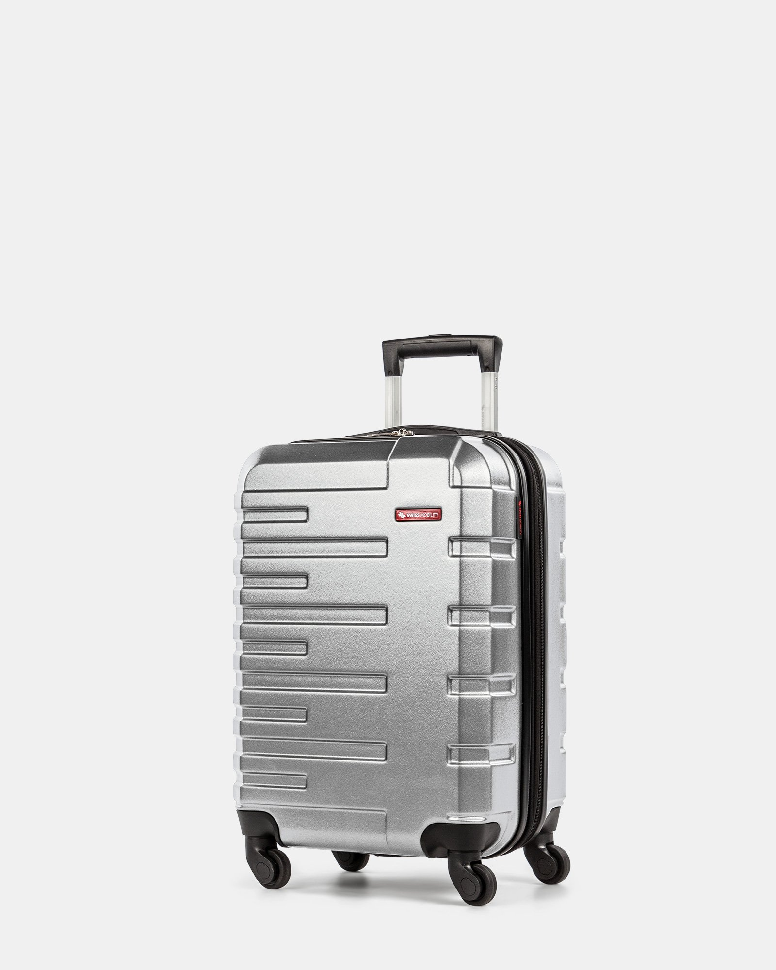 Quad - Hardside Carry on - Swiss Mobility - Zoom