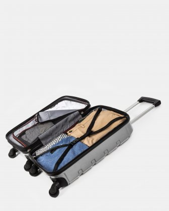 Quad - Hardside Carry on - Swiss Mobility
