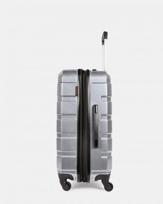 Quad - Hardside Luggage 24'' Swiss Mobility