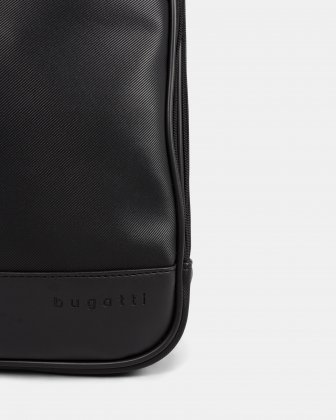 Gin & Twill - Backpack with Multi-use built-in organizer pockets - Black - Bugatti