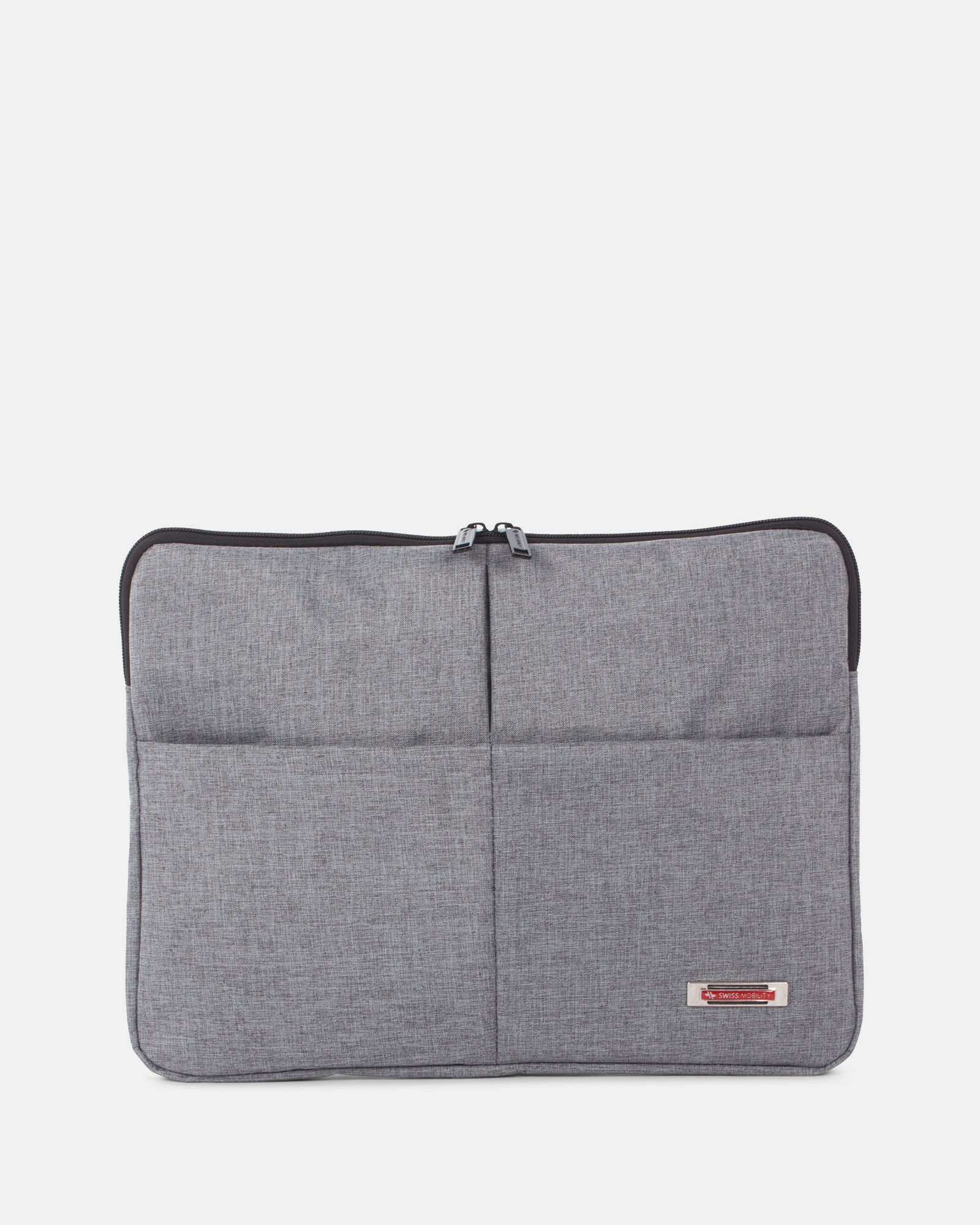 Sterling – Laptop Sleeve - Swiss Mobility - Zoom