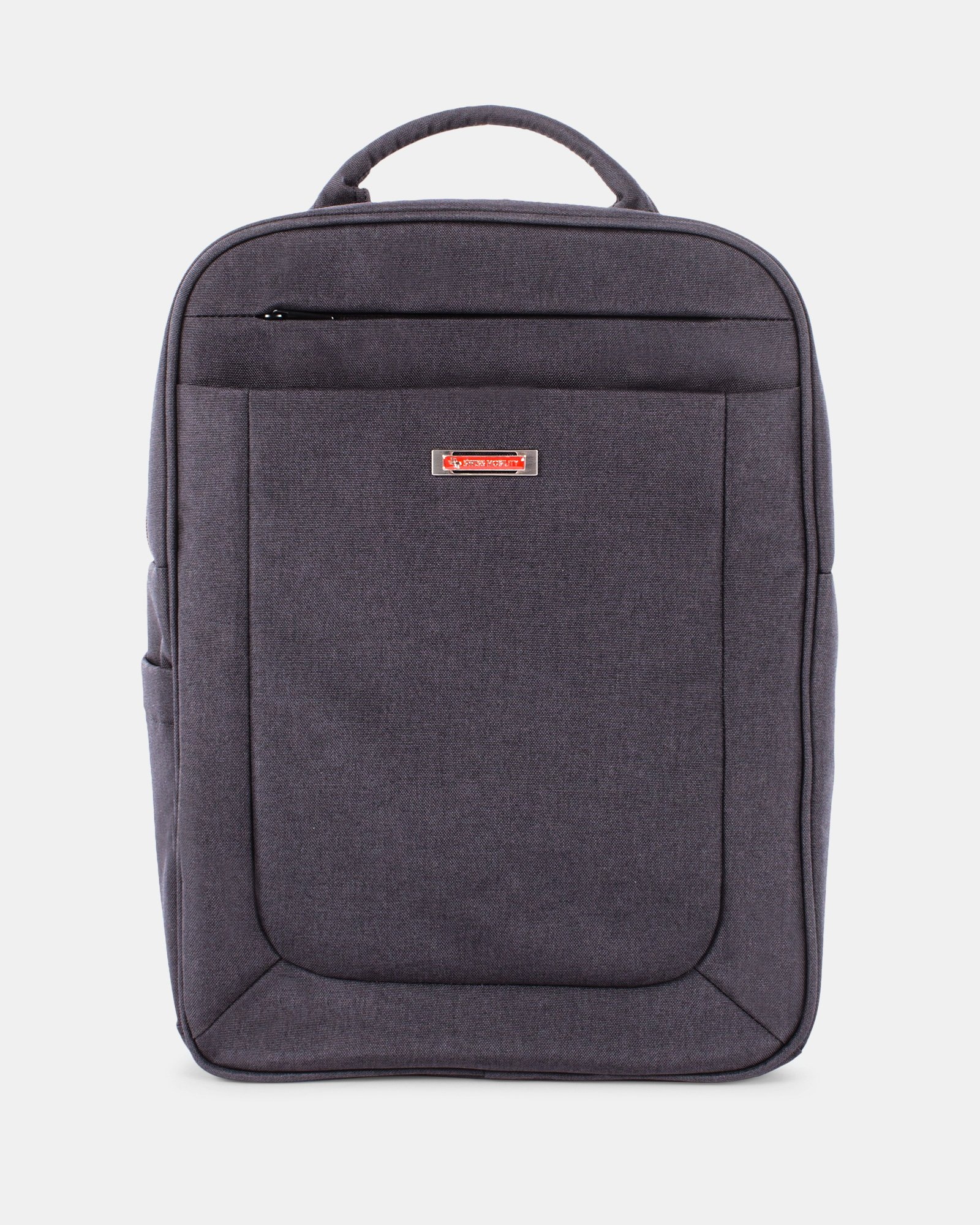 CADENCE-Backpack Double compartment - Swiss Mobility - Zoom