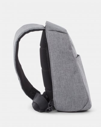 Sterling – Tablet Sling bag with Adjustable shoulder strap - Grey - Swiss Mobility
