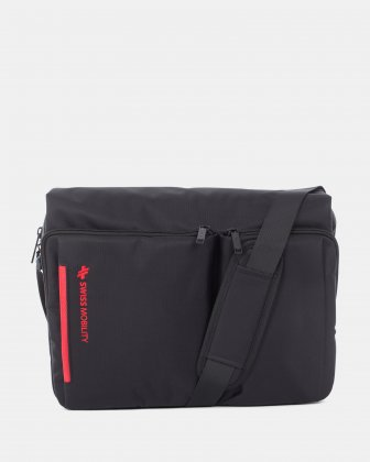 Stride – Messenger Bag Swiss Mobility