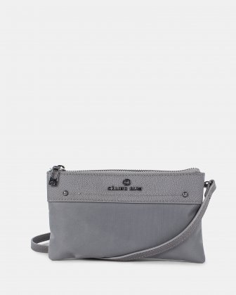 Presto - Crossbody with adjustable strap - Grey Céline Dion