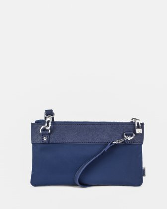 Presto - Crossbody with adjustable strap - Blue Céline Dion