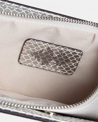 Grazioso - Long Wallet with central zippered section - Silverlizard  Céline Dion