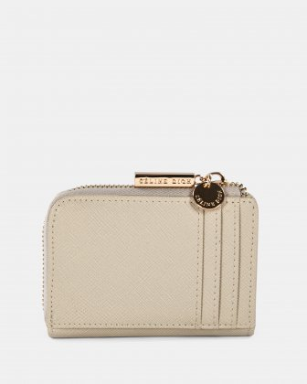 Grazioso - Small Wallet with Multiple cardholder pockets - Nude   Céline Dion