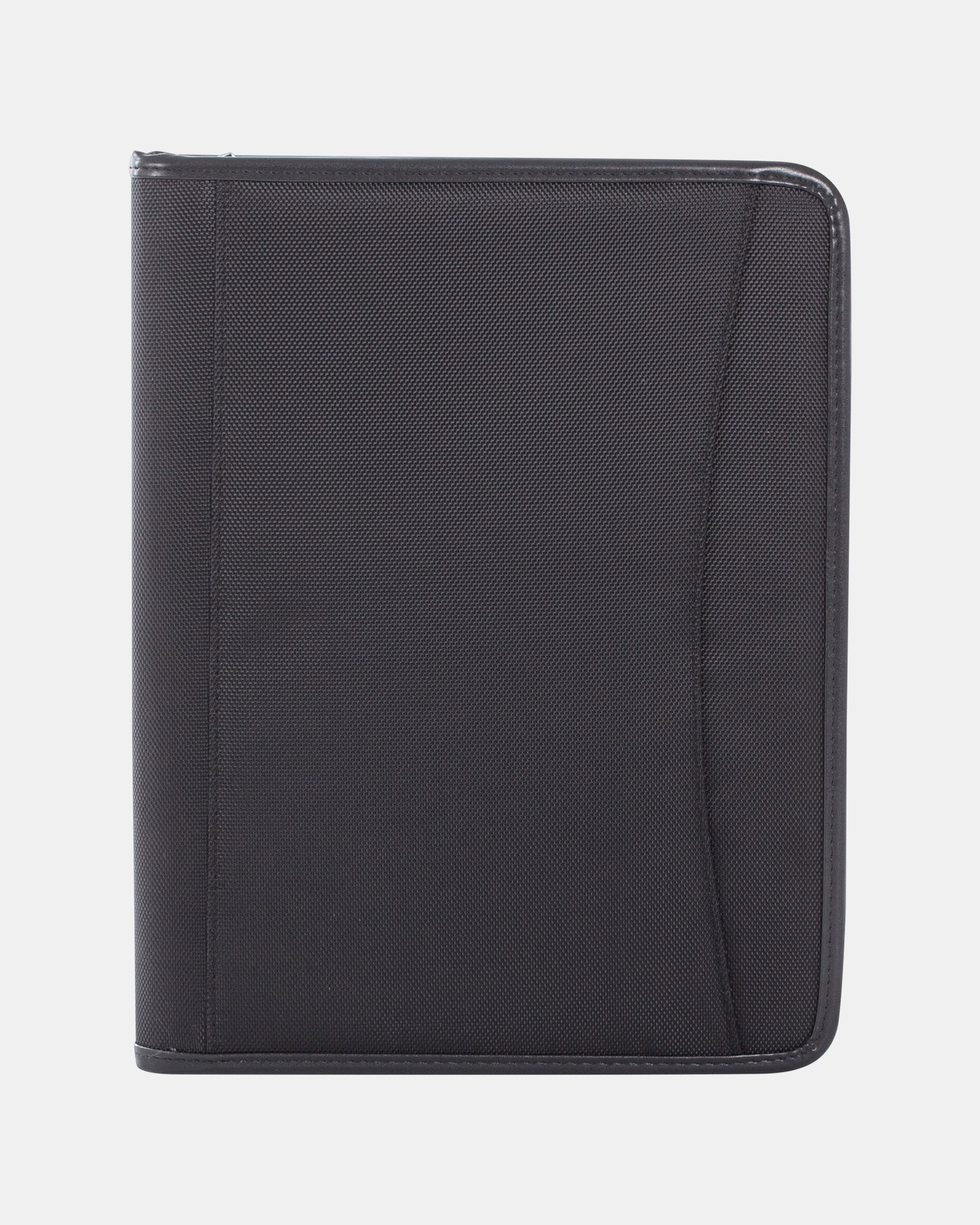 """Bugatti - WRITING CASE with Padded laptop section for 14"""" - Black - Bugatti - Zoom"""