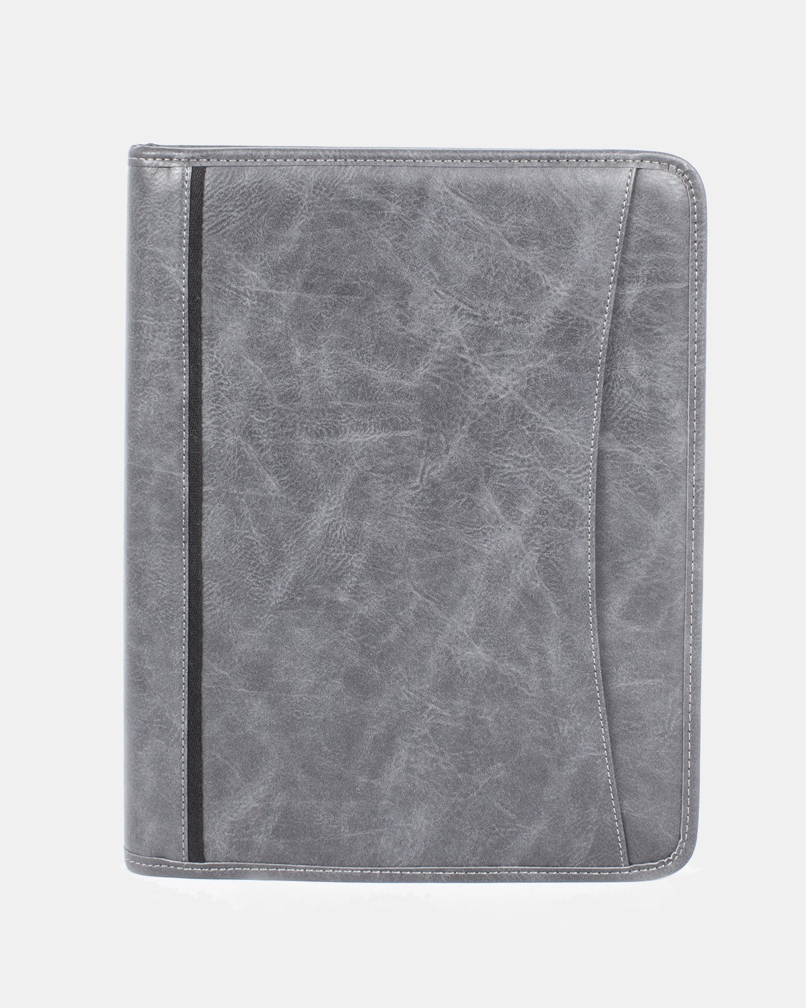 Valentino - Writing Case with Zip around closure & Padded tablet compartment - grey - Bugatti - Zoom