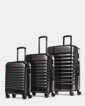Stratus – 3-Piece Hardside Luggage Set Swiss Mobility