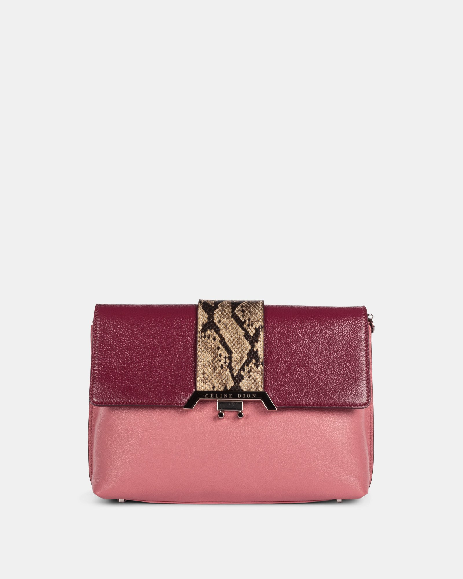 Coda - Clutch leather - Céline Dion - Zoom