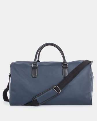 Gin & Twill - Duffle Bag with Padded laptop section - navy - Bugatti