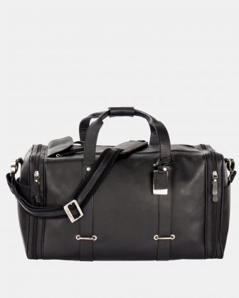 Bello -  Leather Duffel Bag Bugatti