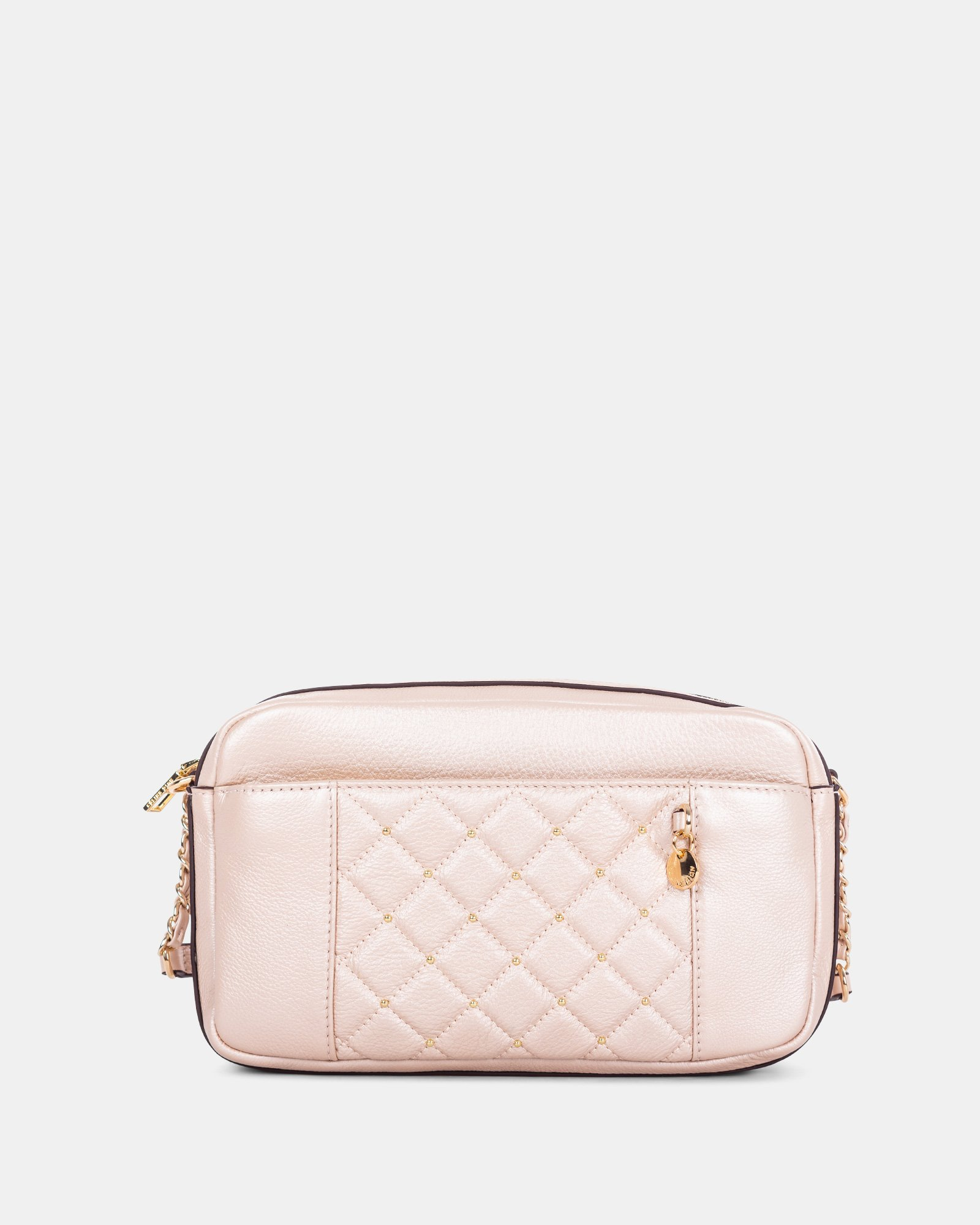 Fastoso - crossbody with Adjustable strap - RoseGold - Céline Dion - Zoom