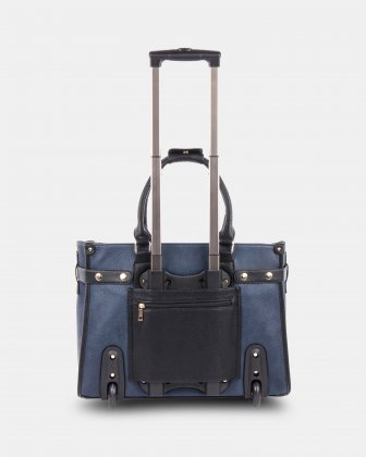 EVA - LADIES BUSINESS BAG ON WHEELS - Bugatti