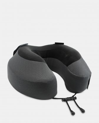 Evolution® S3 Travel Pillow - GREY Cabeau