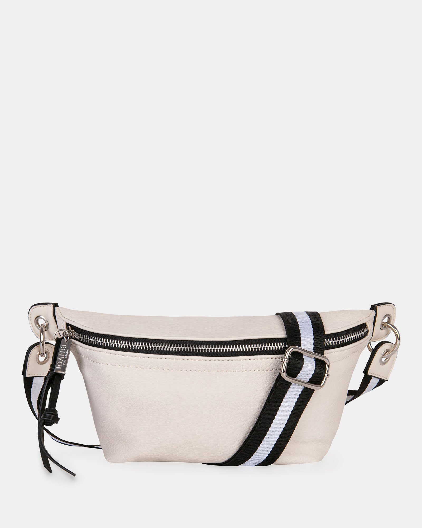 FANNY - Money belt with Main zippered compartment - offwhite - Joanel - Zoom