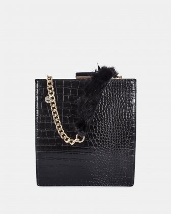 Resonnance - Shoulder Bag - Black Céline Dion
