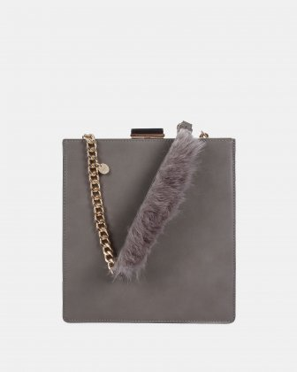 Resonnance - Shoulder Bag - Grey Céline Dion