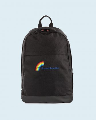 100% OF THE PROFITS WILL BE DONATED - Backpack cavabienaller Bondstreet