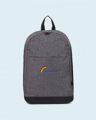 100% OF THE PROFITS WILL BE DONATED - Backpack grey cavabienaller Bondstreet