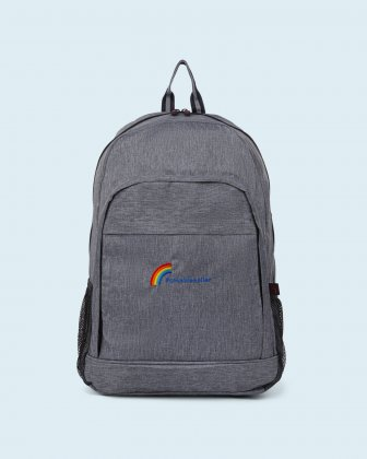 100% OF THE PROFITS WILL BE DONATED - Backpack gray cavabienaller Bondstreet