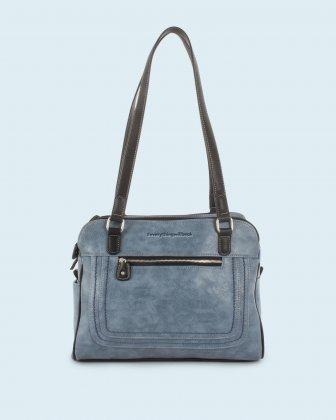 100% DES PROFITS SERA REMIS- Sac fourre-tout denim everythingwillbeok Joanel